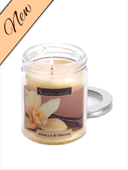 Votive Candle Vanilla Image